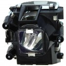 Original Inside lamp for DIGITAL PROJECTION iVISION 20SX+W projector - Replaces 105-495 / 109-688
