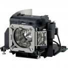 Original Inside lamp for PANASONIC PT-VX420 projector - Replaces ET-LAV300