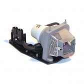 Original Inside lamp for DELL 1406X projector - Replaces 725-10120