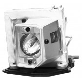 Original Inside lamp for DELL 1210S projector - Replaces 725-10193
