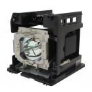 Original Inside lamp for BENQ W8000 projector - Replaces 5J.04J05.001