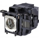 Original Inside lamp for EPSON PowerLite HC 640 projector - Replaces ELPLP88 / V13H010L88