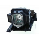 Original Inside lamp for HITACHI CP-X3010Z projector - Replaces DT01021