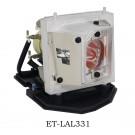 Original Inside lamp for PANASONIC PT-TX402 projector - Replaces ET-LAL500