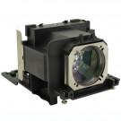 Original Inside lamp for PANASONIC PT-VX610 projector - Replaces ET-LAV400