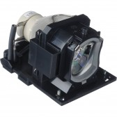 Original Inside lamp for HITACHI CP-S830 projector - Replaces DT00171