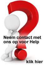 Neem contact met ons op voor Help